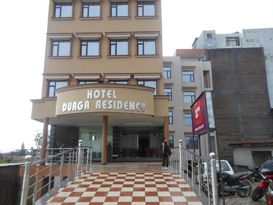 Hotel Durga Residency From Road At Katra