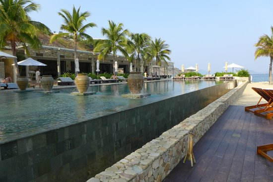 Mia Resort Nha Trang : Resort pool