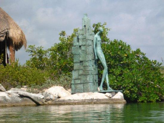 Yal-ku Lagoon: Yalkoo
