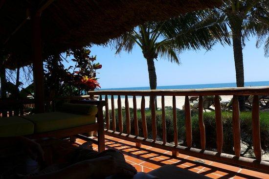 Mia Resort Mui Ne : View from room