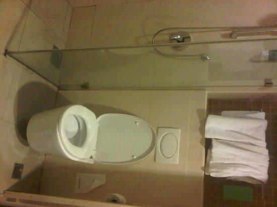 Cititel Express Kota Kinabalu: bathroom