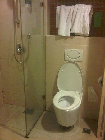 Cititel Express Kota Kinabalu : bathroom