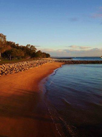Whale Watch Ocean Beach Resort: Amity Point