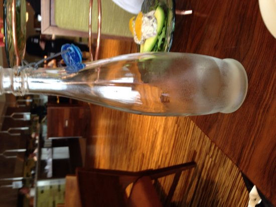 McCoy's Bar & Grill: Ice water