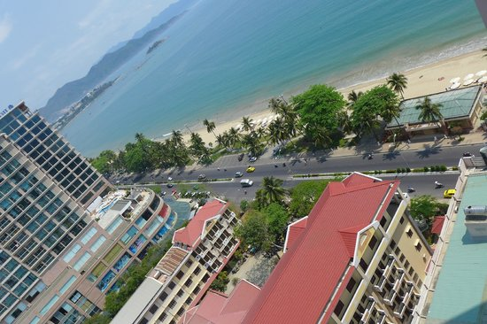 Sheraton Nha Trang Hotel and Spa: Nice views from room