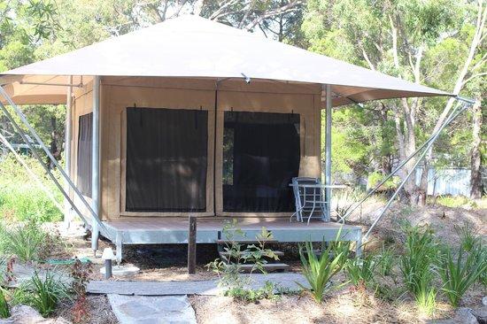 Castaways Moreton Island: Glamping Tent