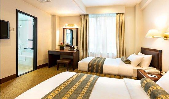 Shamrock Hotel: Standard Room