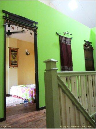 Sarang Galloway Bed & Breakfast: My stay @ Sarang Mas, KL