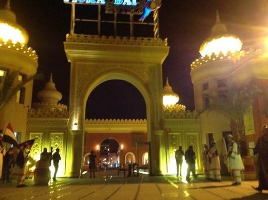 Jewels Sahara Boutique Resort: из экскурсии - 1001 ночь и поющие фонтаны