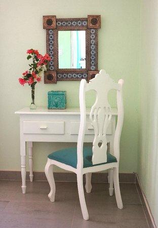 Flamingos Inn: Bedroom