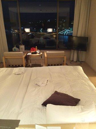 Toba Hotel International: room