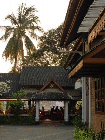 Galare Guest House : Restaurant