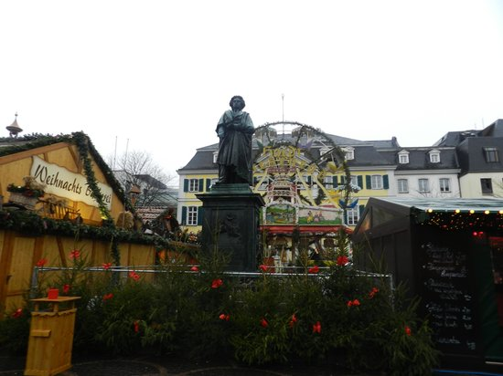 Beethoven-Denkmal: Статуя