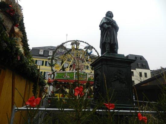 Beethoven-Denkmal: Фото статуи
