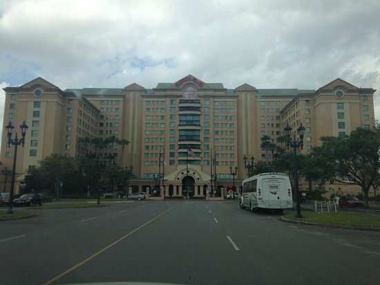 The Florida Hotel and Conference Center: Front of Hotel