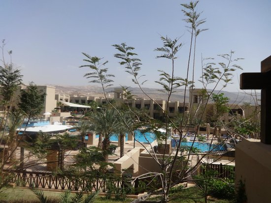 Holiday Inn Resort Dead Sea: pretty