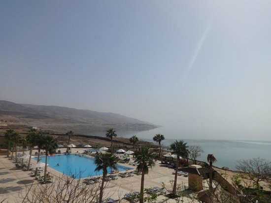 Holiday Inn Resort Dead Sea: very nice