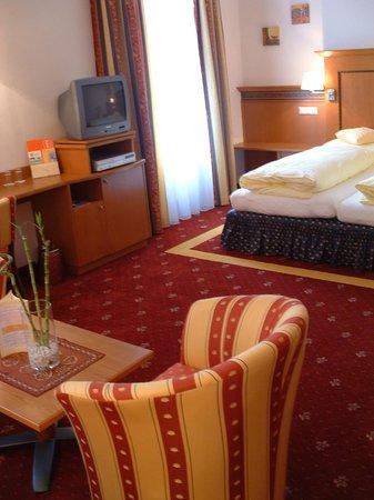 Hotel Alexandra: Suite