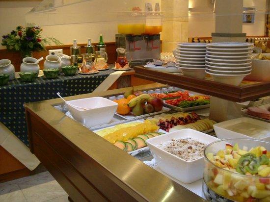 Hotel Alexandra: Frühstück