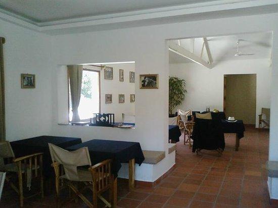 La Marmite : dining room