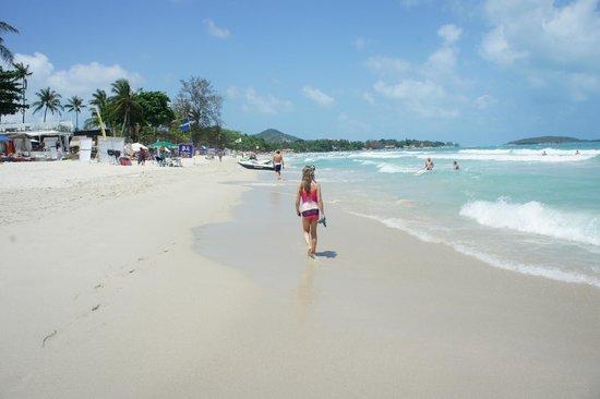 Banana Fan Sea Resort: Chaweng Beach