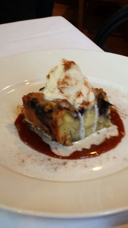 St. Orres: Bread Pudding