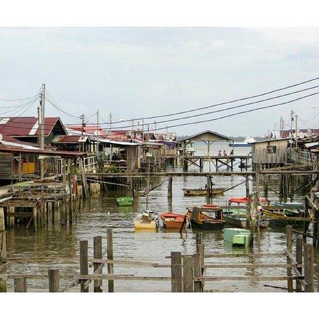 Fishermen's Village: Sim Sim village
