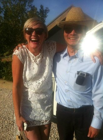Para Hills West, Australia: Top driver - Carl!