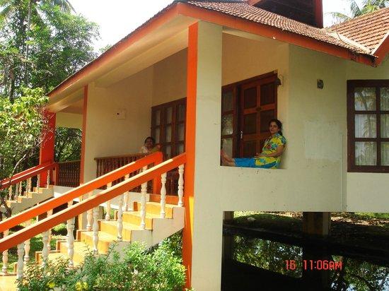 Club Mahindra Kumarakom: Hotel room