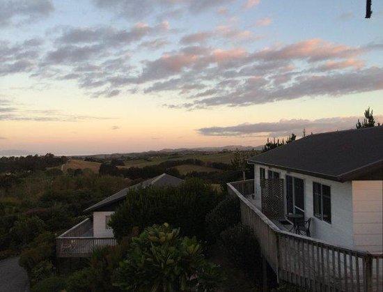 Mangawhai Retreat Apartments: Beautiful Sunrises
