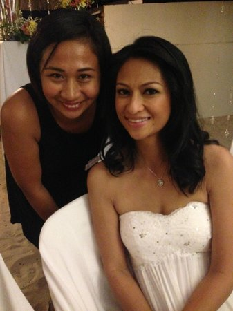 Friday's Boracay: With Erika Faustino, Friday's wedding sales manager.