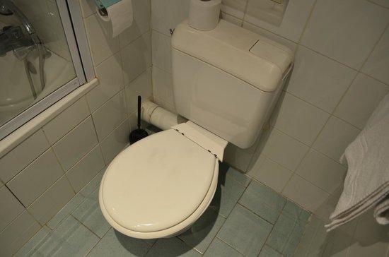 Hotel Aladin : Ванная комната