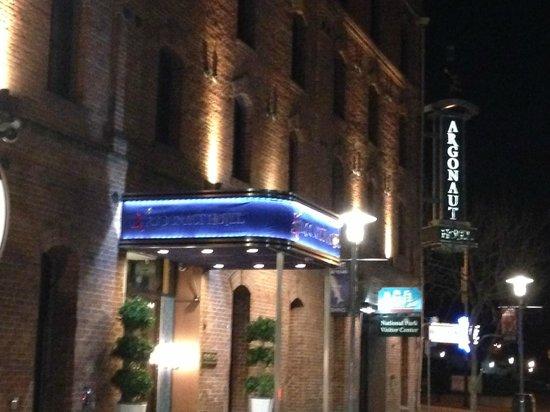 Argonaut Hotel, A Noble House Hotel: Jefferson Street, Fisherman's Wharf
