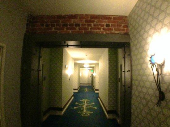 Argonaut Hotel, A Noble House Hotel: Brick, steel, original construction