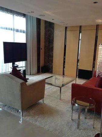 Sofitel Macau At Ponte 16 : living area