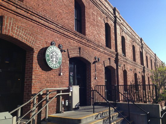 Argonaut Hotel, A Noble House Hotel: Starbuck's in the Hasslett Warehouse