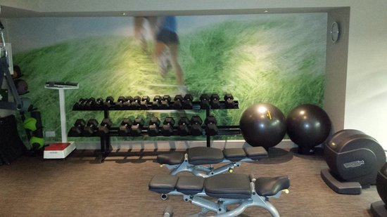 The Westin Dublin: Work out room
