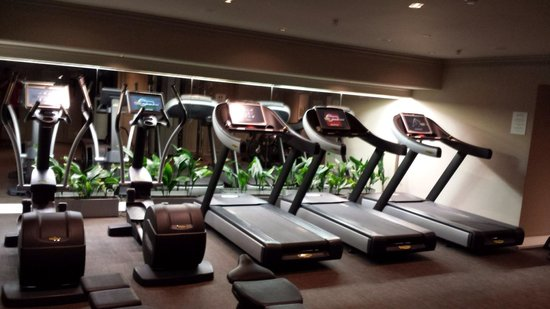 The Westin Dublin: Gym