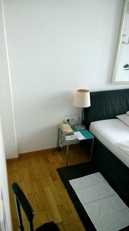 Augarten Art Hotel : Master Bed