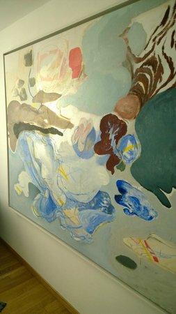 Augarten Art Hotel : wall art
