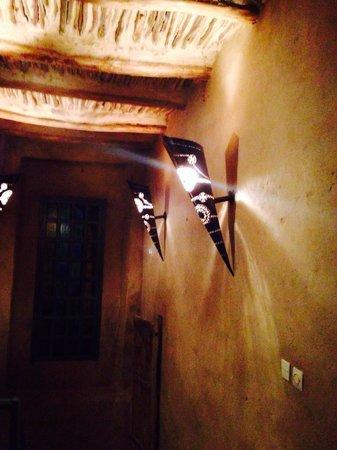 Riad Ain Khadra: A l étage