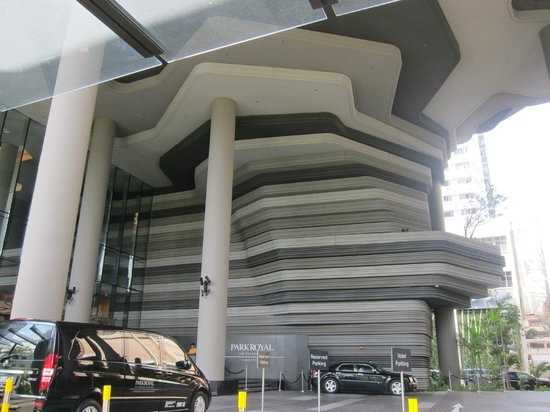 PARKROYAL on Pickering : hotel