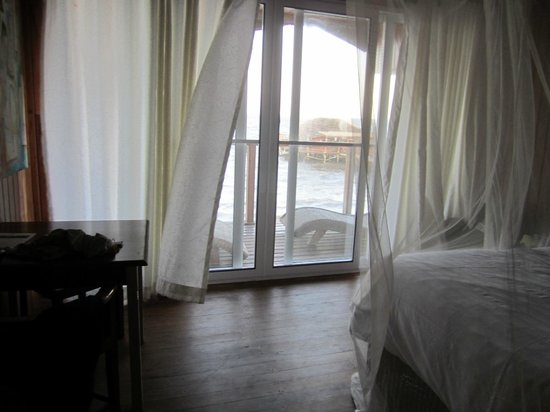 Catembe Gallery Hotel: Beachside Cabana room