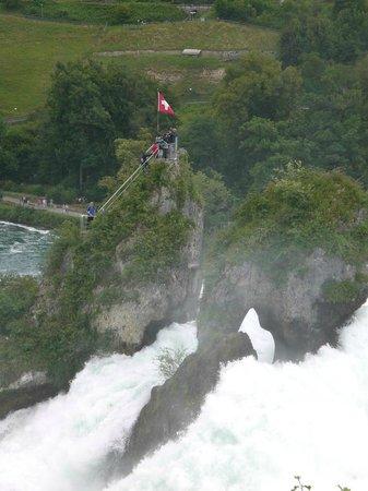 Rhine Falls : Rheinfall