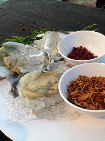 Pupen Seafood: 料理はイマイチ?はっきりとした味が全てになかった。