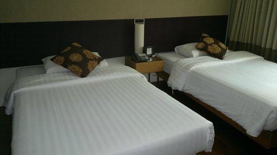 Kantary Hills, Chiang Mai: เตียงคู่
