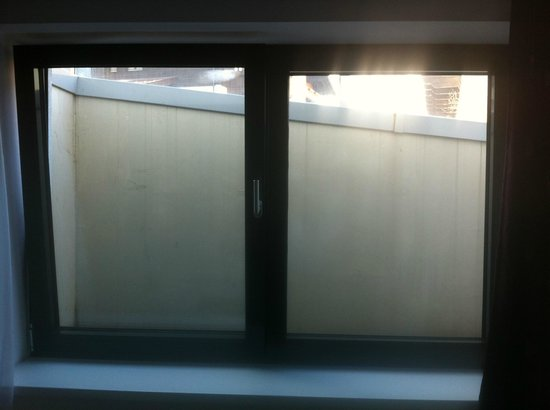 Apartment Obernosterer: View from the window