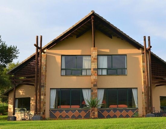 Our beautiful and spacious chalet at Alpine Heath resort