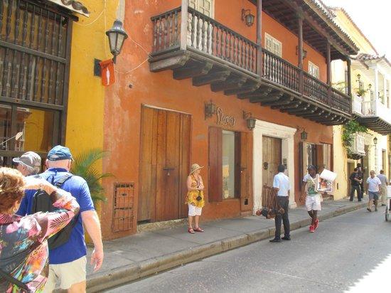 Cartagena Picture Of Cartagena Tour Dora De Zubiria