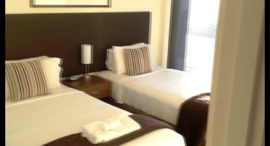 Melbourne Short Stay Apartments Whiteman Street : Bedroom 2